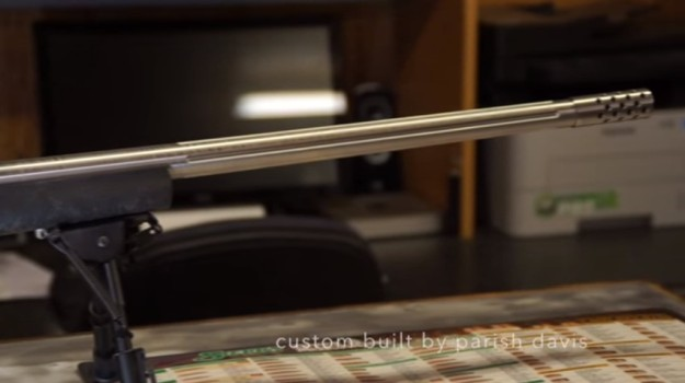 Muzzle And Bipod | Custom Hunting Rifle Spotlight - The HS 338 Lapua